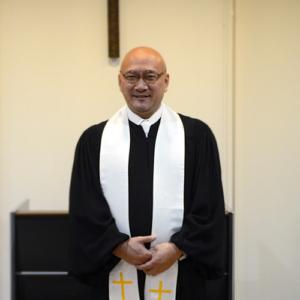 新松戸教会 津村 一志 牧師